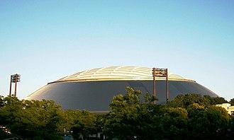 Tokorozawa, Saitama - MetLife Dome