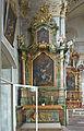 Seitenaltar mit dem hl. Joseph, St. Margarethen (Waldkirch).jpg