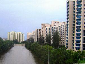 Sembawang - Image: Sembawang Estate