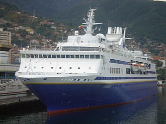 Semester at Sea - Image: Semester at Sea Explorer 2005