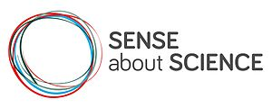 Sense about Science - Image: Sense about Science logo