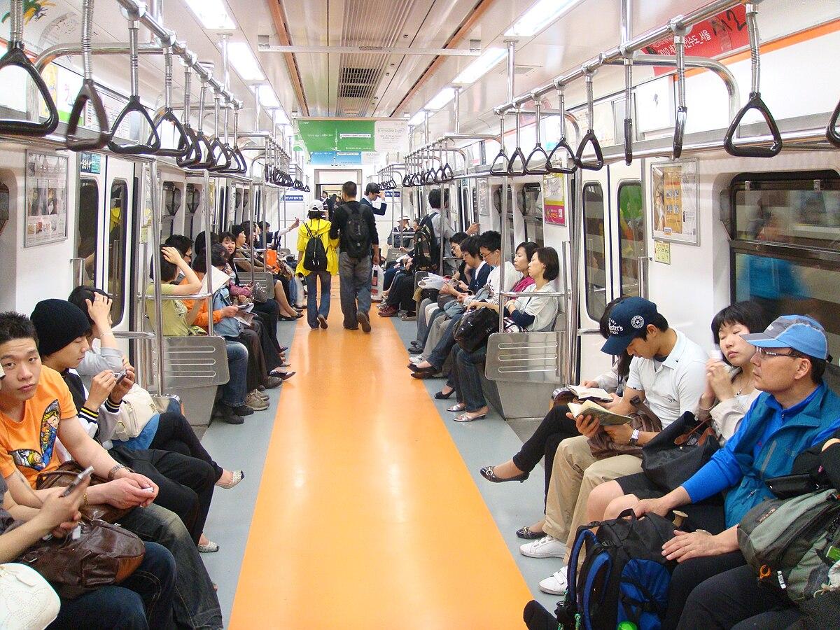 Seoul Metro  Wikipedia bahasa Indonesia, ensiklopedia bebas