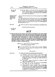 Separate Representation of Voters Act 1951.pdf