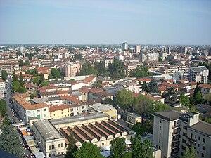 Seregno - Image: Seregno Centro 2008