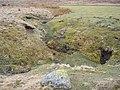 Shake Hole On Hardendale Fell, Near Shap - geograph.org.uk - 1400935.jpg