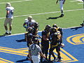 Shane Vereen scores rushing TD at UC Davis at Cal 2010-09-04 3.JPG