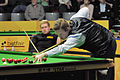 Shaun Murphy and Ben Woollaston at Snooker German Masters (DerHexer) 2013-01-30 03.jpg
