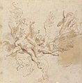 Sheet of Studies- Five Angels (recto); Youth in Clerical Robes and Other Studies (verso) MET 80.3.363 RECTO.jpg