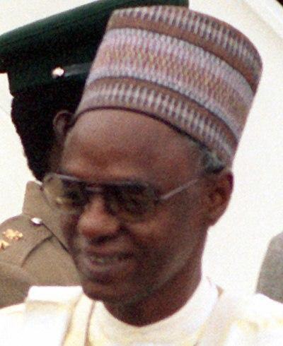 Shehu Shagari 1980-10-07