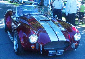 Performance car - AC Cobra