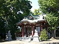 Shibamata hachiman shrine.jpg