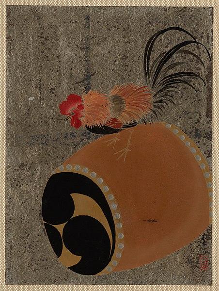 shibata zeshin - image 8