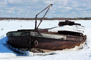 Shipwreck Pateniemi Oulu 20120409c.JPG