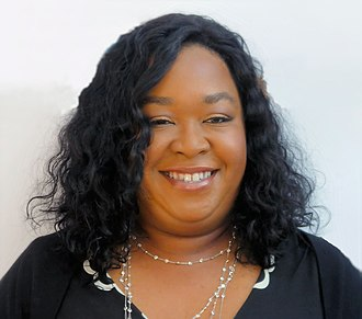 How to Get Away with Murder - Shonda Rhimes, co-executive producer of How to Get Away with Murder