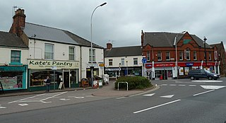 Hasland a town in Derbyshire, United Kindom