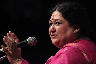 Shubha Mudgal Indian singer