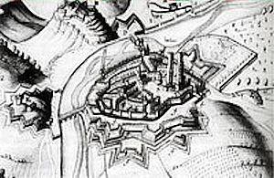 Siege of Alès - Image: Siege of Ales 1629