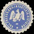 Siegelmarke K.Pr. 185. Infanterie-Division W0346790.jpg