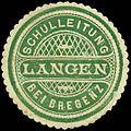 Siegelmarke Schulleitung Langen bei Bregenz W0261335.jpg