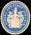 Siegelmarke Siegel der Stadt Schleiz W0285705.jpg