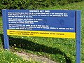 Sign on University Road, Canterbury - geograph.org.uk - 755677.jpg