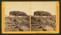 Signal station, summit of Pike's Peak, by Chamberlain, W. G. (William Gunnison) 3.png