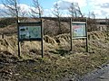 Signs next to bridleway - geograph.org.uk - 124217.jpg