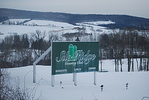 Amenia (town), New York - Silo Ridge Country Club in Amenia