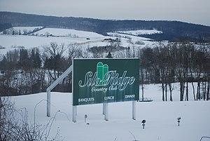 Amenia (town), New York - Silo Ridge Country Club in Amenia