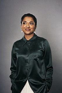 Sindhu Vee Indian stand-up comedian (born 1969)