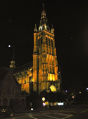 St Martin's Cathedral, Ypres - Image: Sint Maartenskathedraal