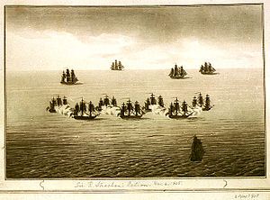 Battle of Cape Ortegal - Strachan's Action on November 4, 1805