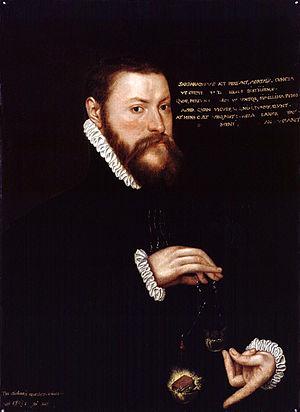 Thomas Chaloner (statesman) - Sir Thomas Chaloner