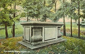 William Pepperrell - Pepperrell's tomb