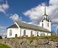 Sjösås nya kyrka.Exteriiör 06.JPG