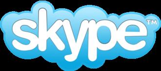 Skype Technologies - The Skype logo from 2006 to 2012