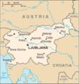Slovenia-CIA WFB Map.png