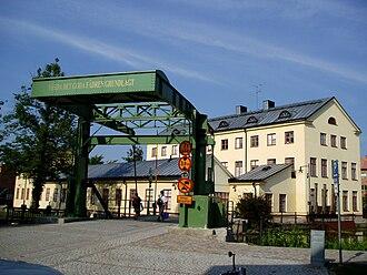 Eskilstunaån - The lock in Eskilstuna