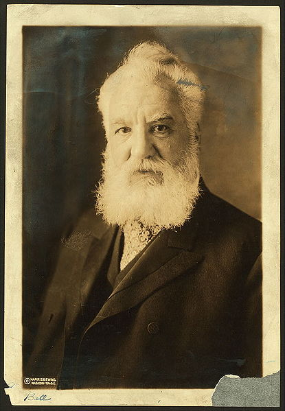 Alexander Graham Bell Telephone Facts For Kids