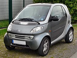 Smart City-Coupé (C 450, 1998–2002)