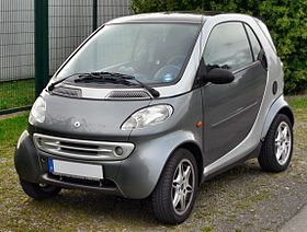 Smart Fortwo passion front.JPG