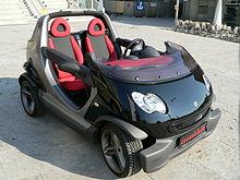 Smart (automobile) - Wikipedia, the free encyclopedia
