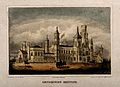 Smithsonian Institute, New York, America. Coloured steel eng Wellcome V0014025.jpg