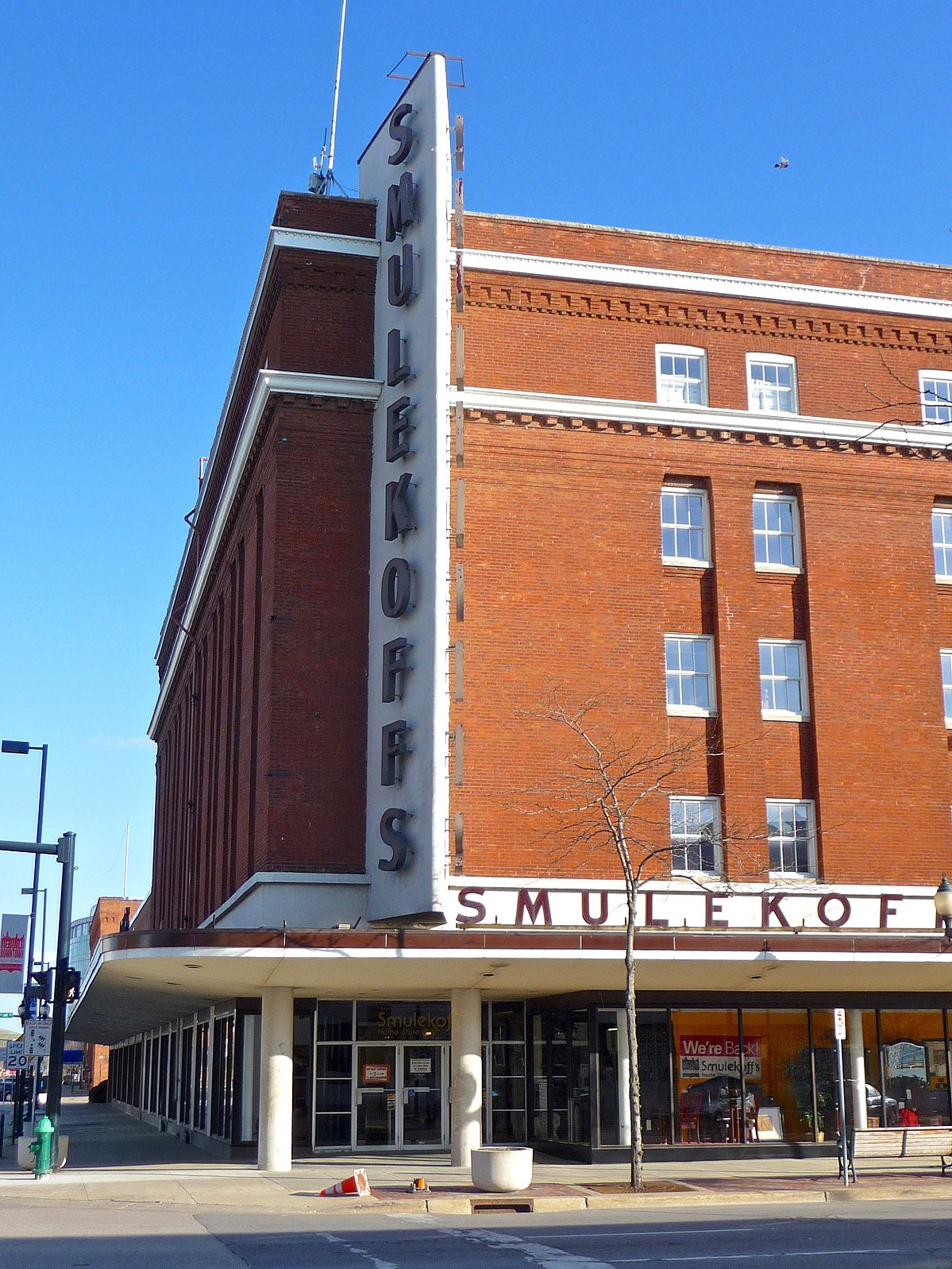 Sinclair Building Smulekoffs Furniture Store Wikipedia