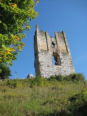 Sokolac Castle - Image: Sokolac Brinje 07 2
