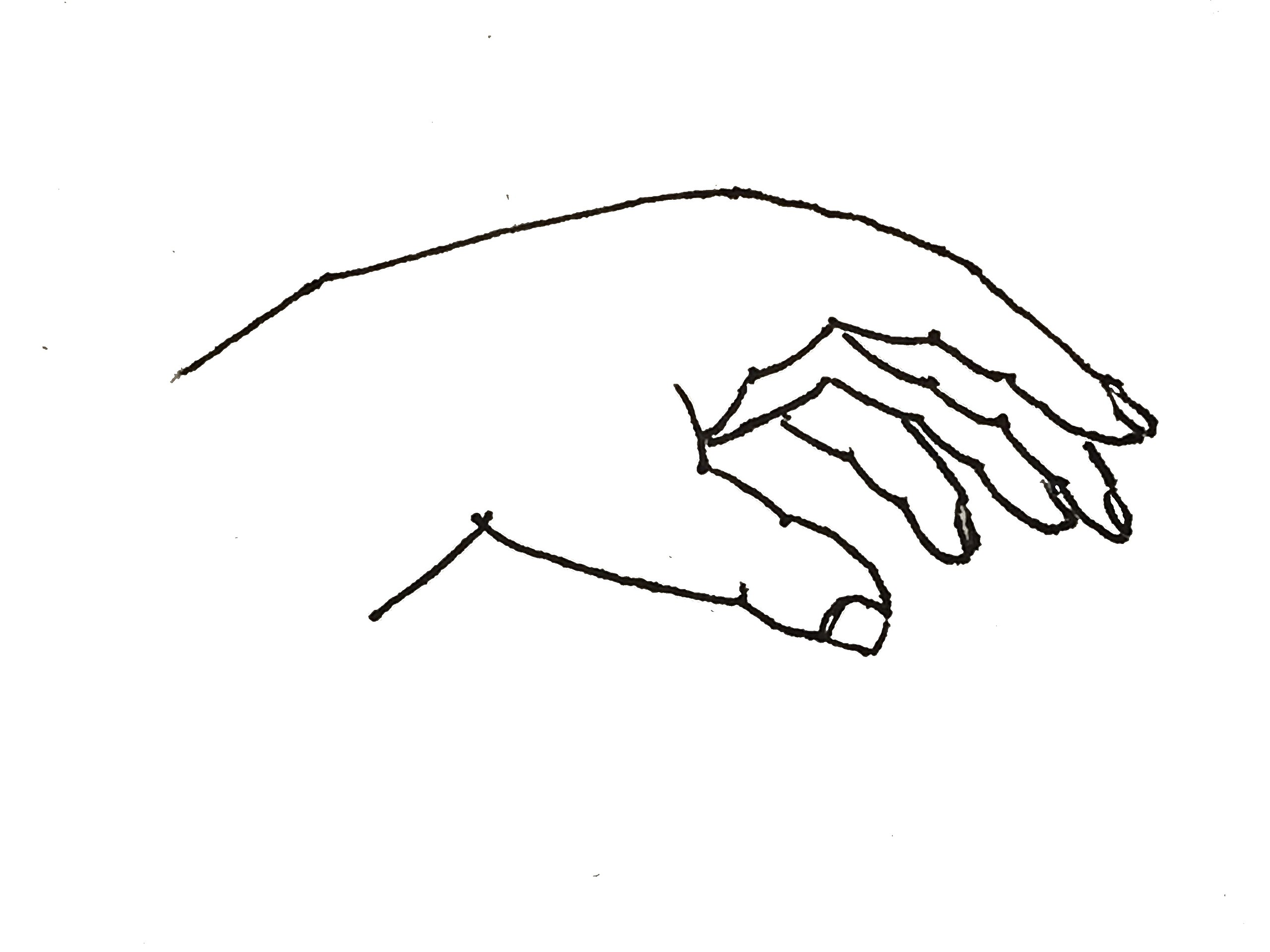 FileSolfege hand sign la.jpg   Wikimedia Commons