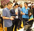 Solutions Libres et Open Source 2013 stand KDE (2).jpg