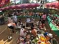 Somvati Mahayag at Veerabhadra Devathan Vadhav in presence of Balyogi Om Shakti Maharaj. 17.jpg