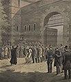 Sortie d'un condamné de la Roquette (Petit Journal-08-08-1891.jpg
