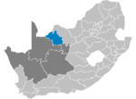 South Africa Districts showing Kgalagadi.png